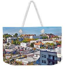 Urbania Weekender Tote Bag