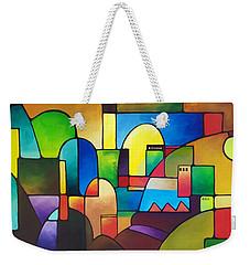 Urbanity 2 Weekender Tote Bag