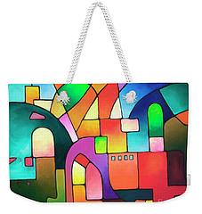Urbanity Weekender Tote Bag