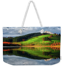 Urkulu Reservoir Weekender Tote Bag