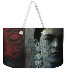 Us And Them - Frida Kahlo Weekender Tote Bag