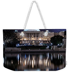 Us Capital Building Weekender Tote Bag