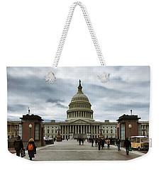 U.s. Capitol Building Weekender Tote Bag