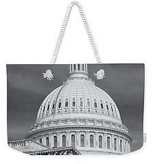 Us Capitol Building Iv Weekender Tote Bag