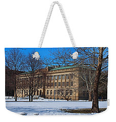 Us Court House And Custom House Weekender Tote Bag