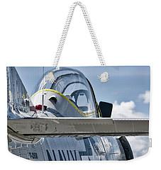 U.s. Navy T-28 Trojan  Weekender Tote Bag