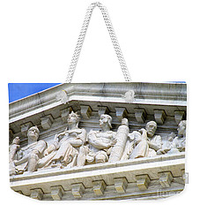 Us Supreme Court 4 Weekender Tote Bag