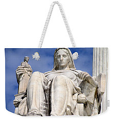 Us Supreme Court 7 Weekender Tote Bag
