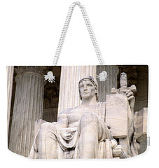 Us Supreme Court 8 Weekender Tote Bag