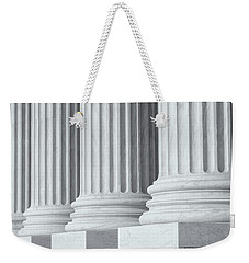 Us Supreme Court Building Iv Weekender Tote Bag