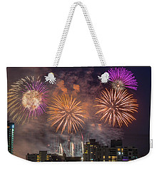 Usa 1 Weekender Tote Bag by Ross G Strachan