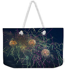 Usa 2 Weekender Tote Bag by Ross G Strachan