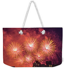Usa 3 Weekender Tote Bag by Ross G Strachan