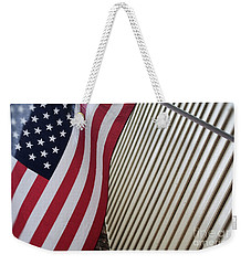Usa All The Way Weekender Tote Bag