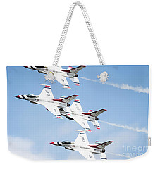Usaf Thunderbirds Weekender Tote Bag