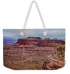 Utah Canyon Country Weekender Tote Bag