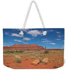 Utah Canyons Weekender Tote Bag