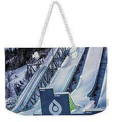 Utah Olympic Park Weekender Tote Bag