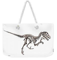 Utahraptor Weekender Tote Bag
