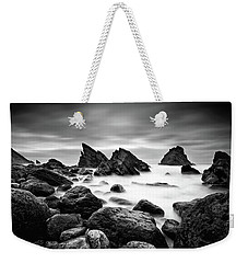 Utopia Weekender Tote Bag by Jorge Maia