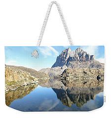 Uumm Lake Weekender Tote Bag