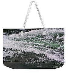 V-line Action Weekender Tote Bag