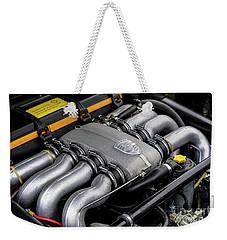 V8 Porsche Weekender Tote Bag