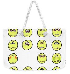 Vacancy In Happytown Weekender Tote Bag