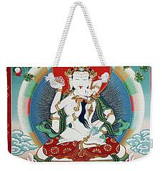 Vajrasattva Yuganadha  Weekender Tote Bag