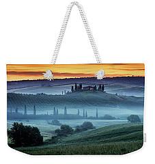 Val D'orcia Weekender Tote Bag