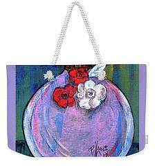 Valentina Weekender Tote Bag by P J Lewis