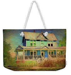 Valentine House Weekender Tote Bag