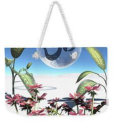 Valerian Weekender Tote Bag
