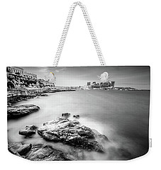 Weekender Tote Bag featuring the photograph Valetta by Okan YILMAZ