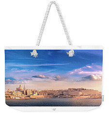 Valletta Weekender Tote Bag