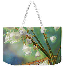 Valley Bells Weekender Tote Bag