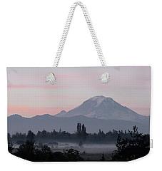 Valley Mists Weekender Tote Bag