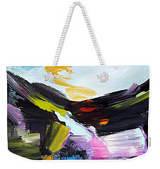 Valley Weekender Tote Bag