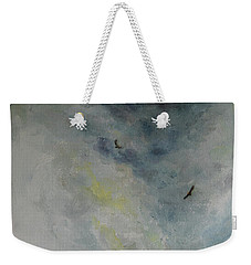 Valley Of Eagles Weekender Tote Bag