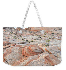 Valley Of Fire Beehives Weekender Tote Bag by Ray Mathis