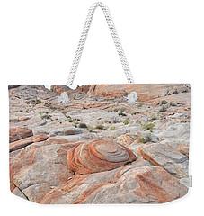 Valley Of Fire Beehives Weekender Tote Bag