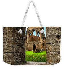 Valley Of The Cross Weekender Tote Bag