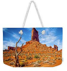 Valley Of The Gods Weekender Tote Bag
