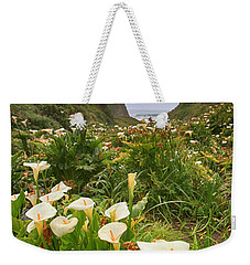 Valley Of The Lilies Weekender Tote Bag