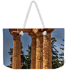 Valley Of The Temples I Weekender Tote Bag
