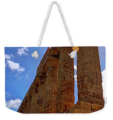 Valley Of The Temples Iv Weekender Tote Bag