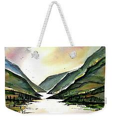 Valley Of Water Weekender Tote Bag