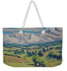 Valley Schweiberg Weekender Tote Bag