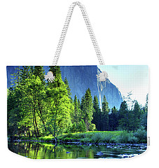 Valley View Morning Weekender Tote Bag by Rick Berk