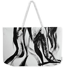 Valleys And Hills Weekender Tote Bag